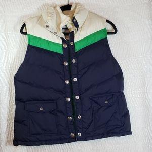Vintage Old Navy Puffer Vest, Size: L.
